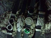 10mm Armbänder mit Schiebeperlen